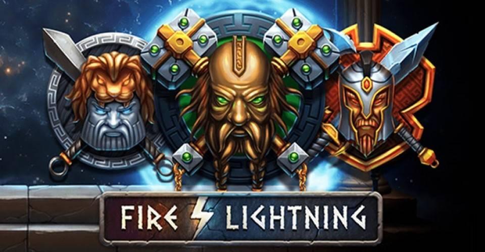 Игровой автомат Fire Lightning