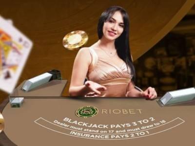 «Live Cup» в казино Riobet – играй с живыми дилерами и забирай часть гарантии $4,000