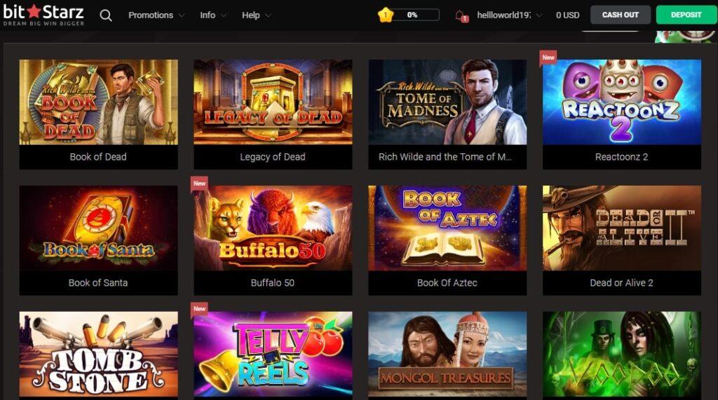 Битстарз казино онлайн играть на деньги