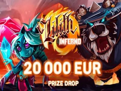 Lilith's Inferno – выиграй до €1,500 за один раунд в казино Aplay