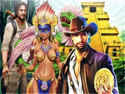 «Aztec Treasure Week» - дели 5,000 поинтов в еженедельном турнире от Argo казино