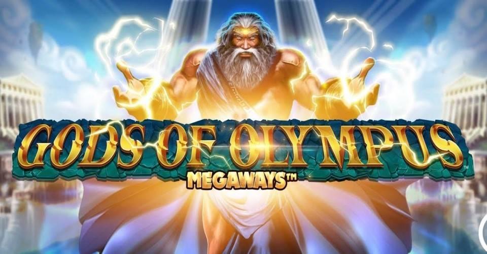 Игровой автомат Gods of Olympus Megaways