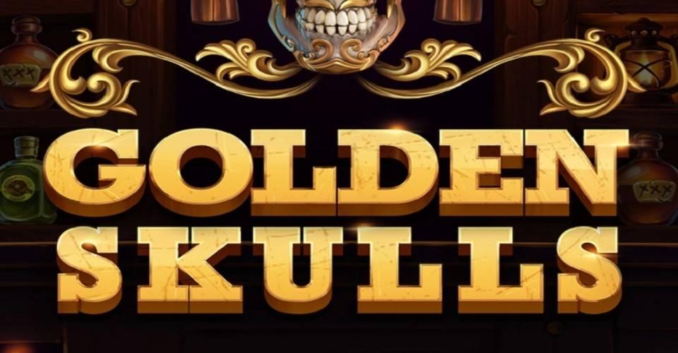 Игровой автомат Golden Skulls