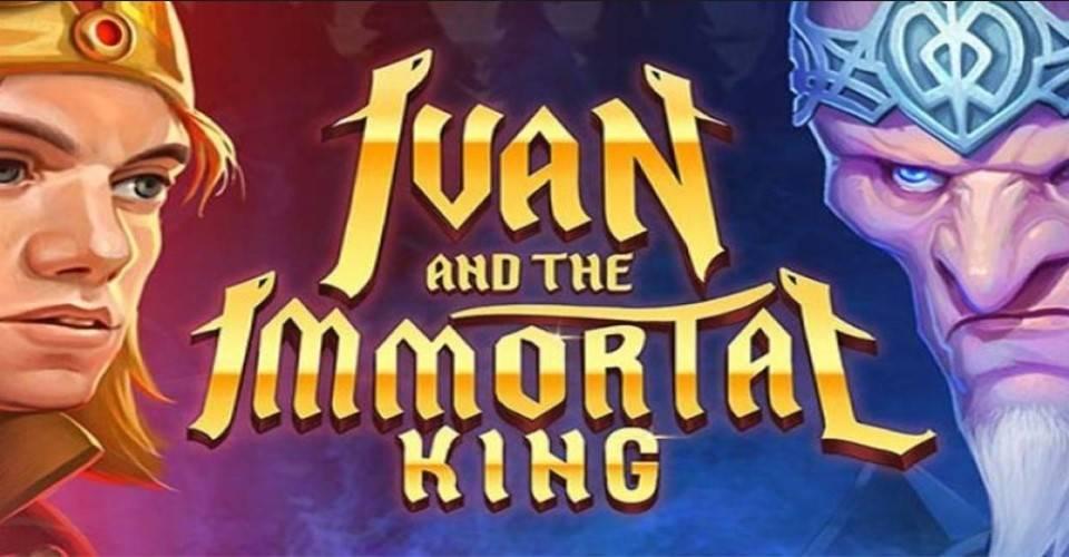 Игровой автомат Ivan and the Immortal King