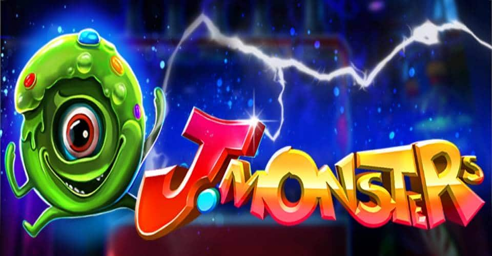 Игровой автомат J. Monsters