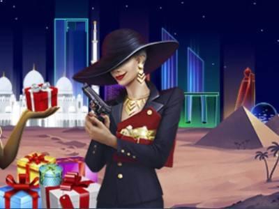 «Роскошь Абу-Даби» - выиграй €10,000 и отправляйся в сказочное путешествие с казино MrBit