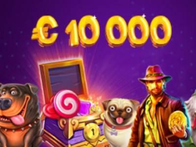 «Sweet Autumn» - собери свой урожай на €10,000 в казино MrBit