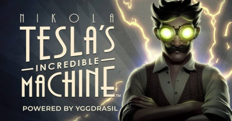 Игровой автомат Nikola Teslas Incredible Machine