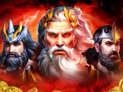 «Olympian Gods Release» участвуй в прогрессивном турнире Drift казино со стартовой суммой в €20,000!