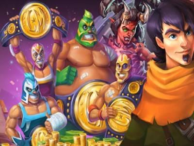 «Fantastic Quest» в казино Riobet – раздели $2,000 за выполненные миссии!