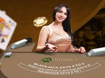 Турнир Live Cup в казино Riobet – забери часть призового фонда, играя в любимые настольные игры