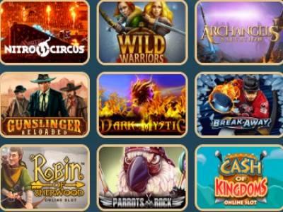 «Неудержимые» в казино Рокс – вырви победу в накопительном турнире!