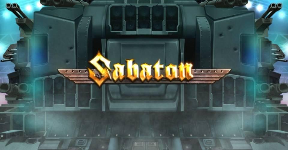 Игровой автомат Sabaton