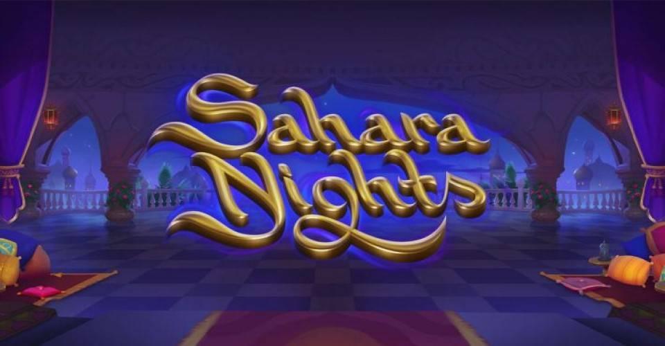Игровой автомат Sahara Nights