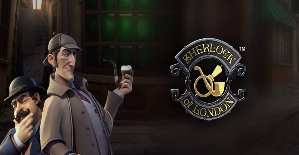 Игровой автомат Sherlock of London