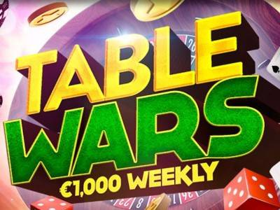 Забирай €500 в регулярном турнире на настольных играх в казино BitStarz