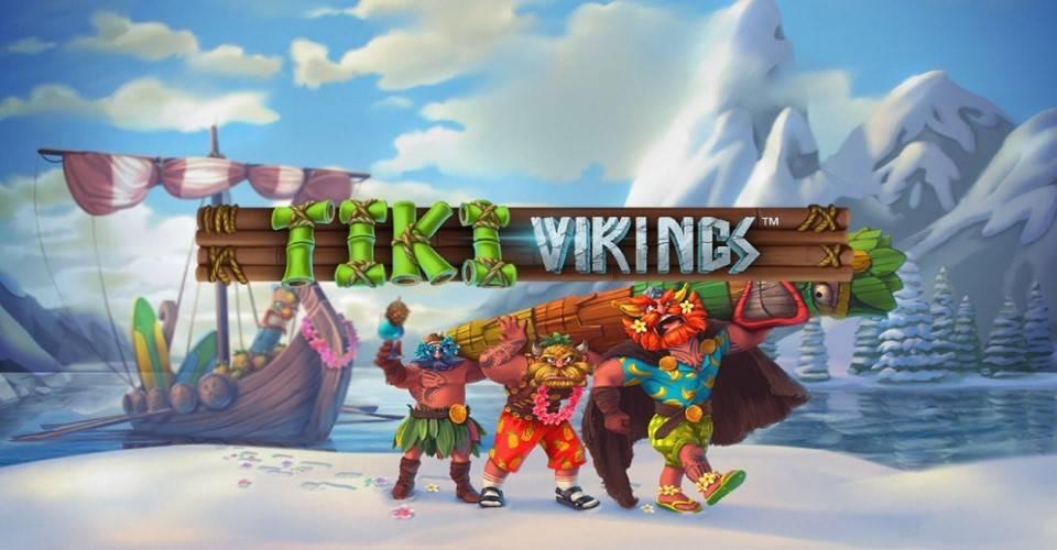 Игровой автомат Tiki Vikings