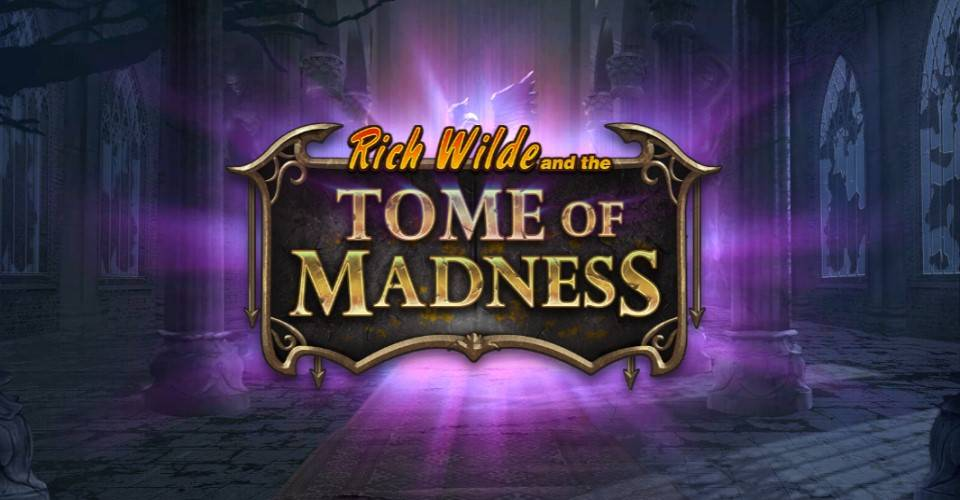 Игровой автомат Tome of Madness