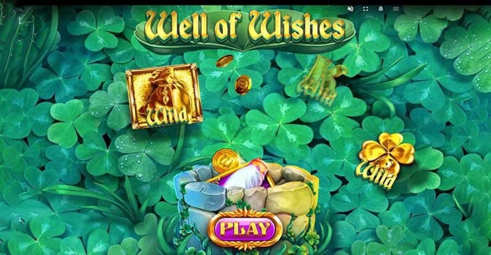 Игровой автомат Well of Wishes
