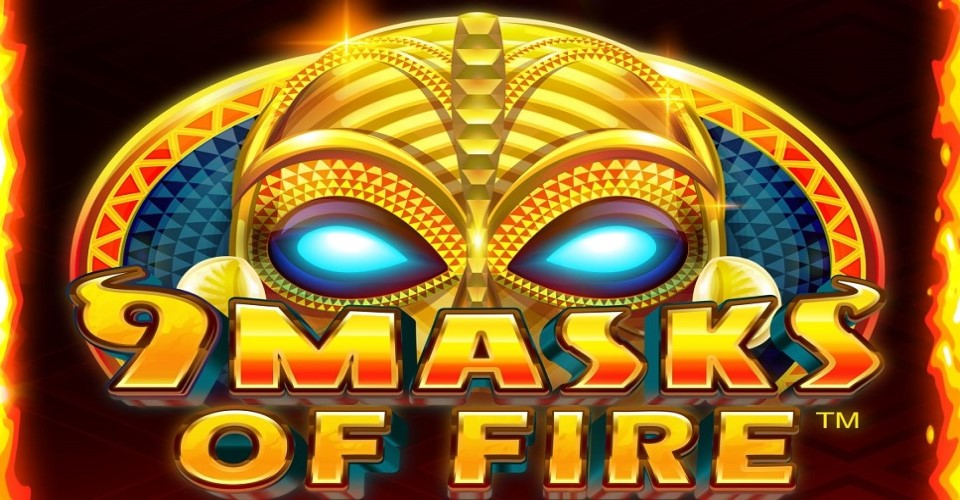 Игровой автомат 9 Masks of Fire