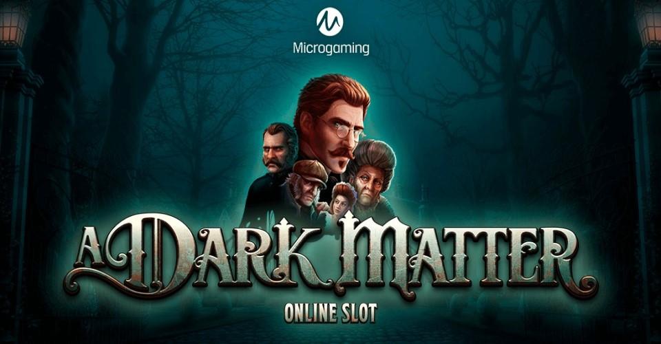 Игровой автомат A Dark Matter