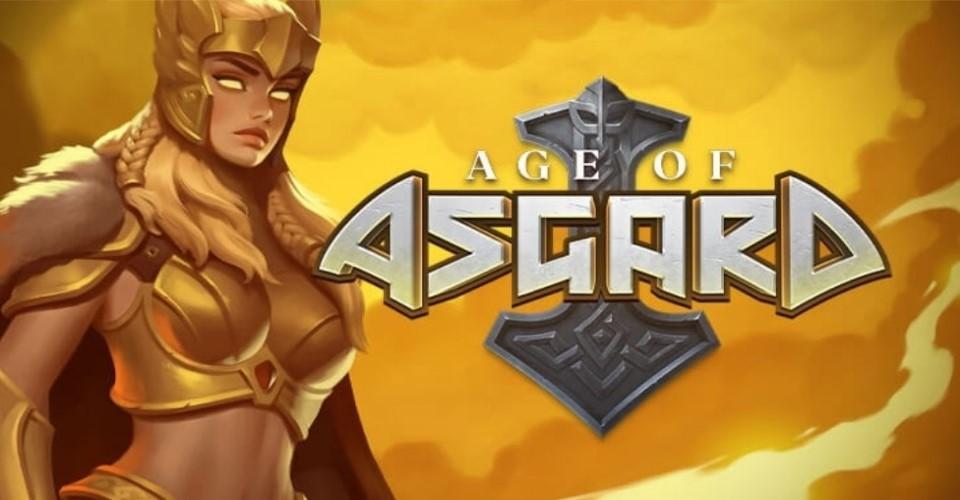 Игровой автомат Age of Asgard