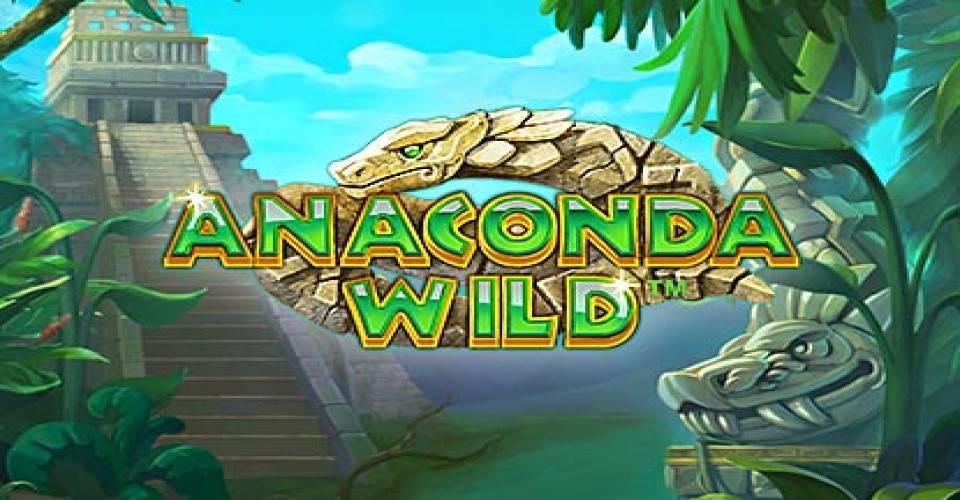 Игровой автомат Anaconda Wild