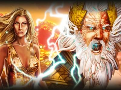 «Rise of Olympus Week» - в казино Argo стартовала неделя Олимпа!