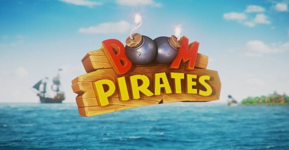 Игровой автомат Boom Pirates