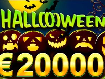 Хэллоуин в казино Drift – розыгрыш €20,000 на слотах Booongo!