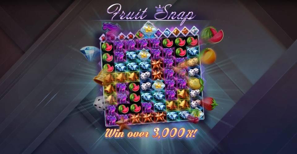 Игровой автомат Fruit Snap