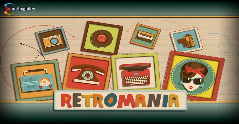 Игровой автомат Retromania