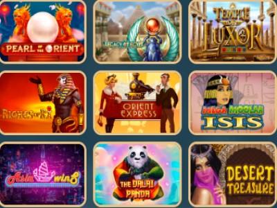 «Сказки Востока» в казино Rox – ежедневный турнир с неограниченным призовым фондом поинтов!