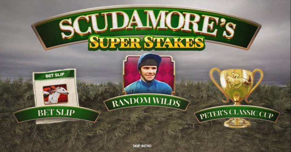 Игровой автомат Scudamores Super Stakes