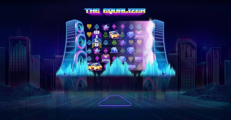 Игровой автомат The Equalizer