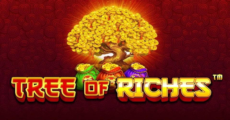 Игровой автомат Tree of Riches