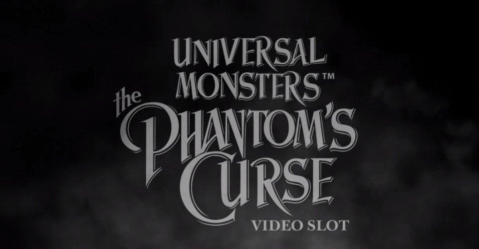 Игровой автомат Universal Monsters The Phantoms Curse