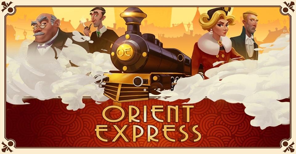 Игровой автомат Orient Express