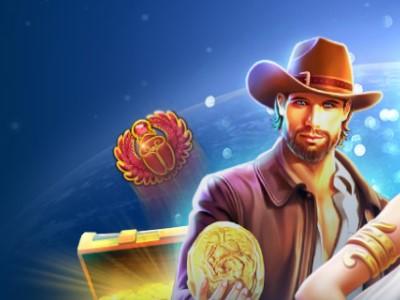 «На краю вселенной» в казино Чемпион - не пропусти очередной этап и 2,800,000 рублей гарантии!