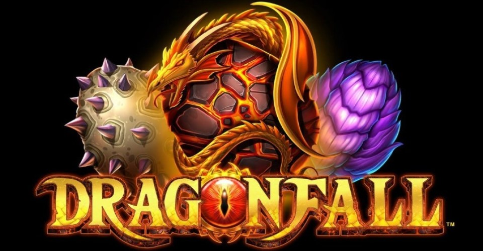 Игровой автомат Dragon Fall