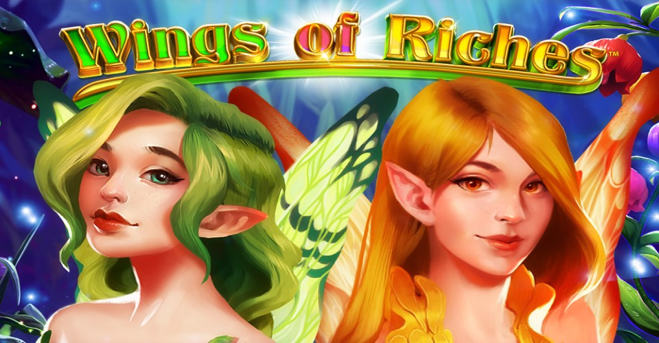 Игровой автомат Wings of Riches