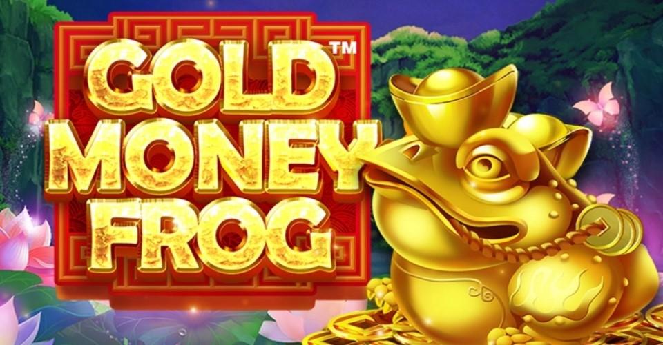 Игровой автомат Gold Money Frog