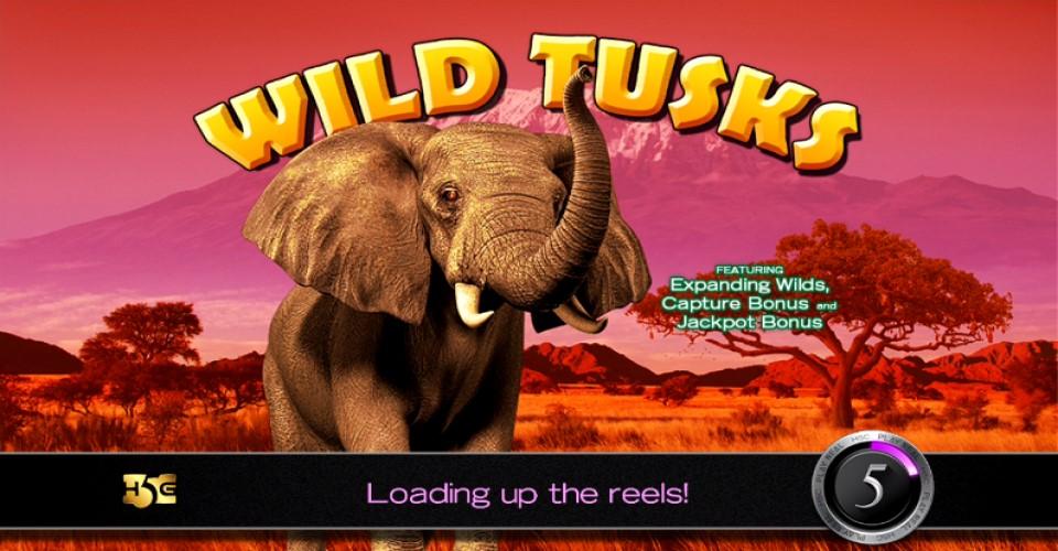 Игровой автомат Wild Tusks