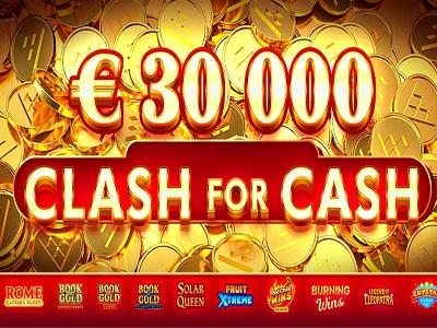 В казино Drift Playson объявляет вечеринку на €30,000!