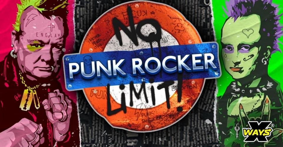Игровой автомат Punk Rocker