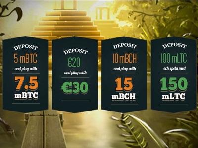 Перезагрузка по понедельникам в казино BitStarz – забирай до 20,000 рублей каждую неделю