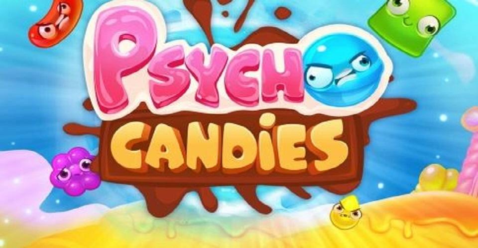 Игровой автомат Psycho Candies