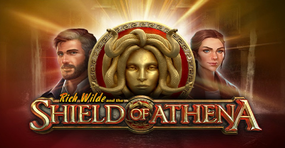 Игровой автомат Rich Wilde and the Shield of Arena