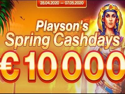 В казино Riobet стартовал турнир на €10,000!