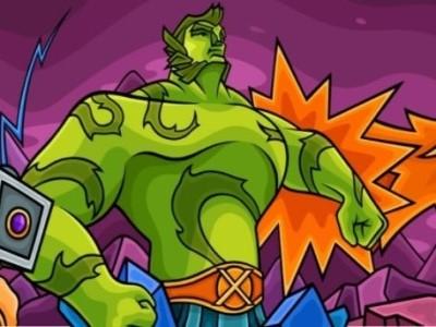 Обзор в Casino-X акции «Битва супергероев»